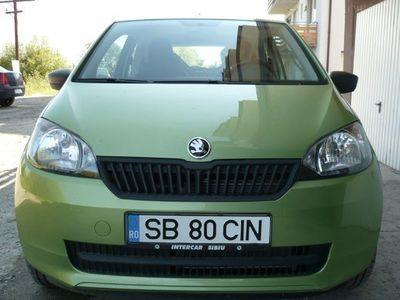 second-hand Skoda Citigo 2017 E6