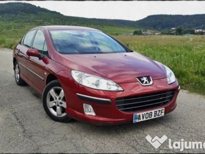 second-hand Peugeot 407 2.0 HDI Euro 5, impecabil