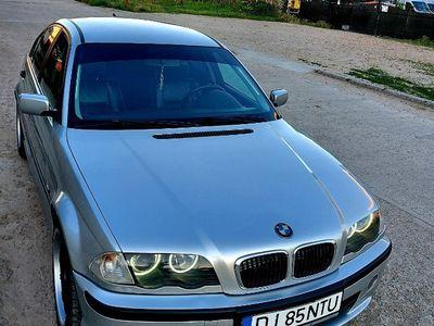 second-hand BMW 320 E46 d Soft + Pachet M. Proprietar!