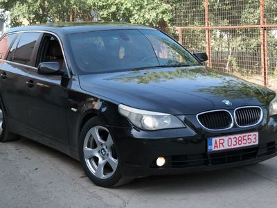 second-hand BMW 530 Seria 5 d