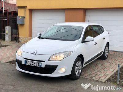 second-hand Renault Mégane An 2015 Motor 1.5 DCi 110 Cp Euro 5