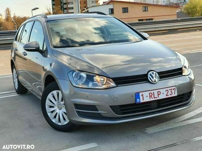 second-hand VW Golf Variant