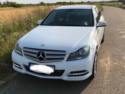 used Mercedes C220 Avangarde