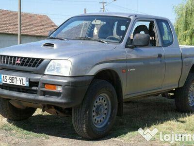 second-hand Mitsubishi L200 4x4 Pick-Up - an 2000, 2.5 td (Diesel)