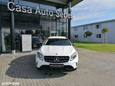second-hand Mercedes GLA220