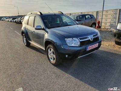 second-hand Dacia Duster 2013 km 76500 Reali 100% Cu Carte Service