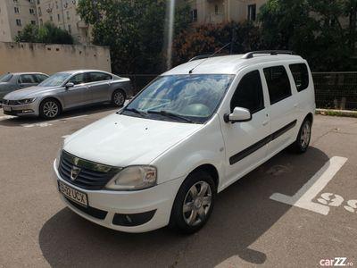 second-hand Dacia Logan MCV 2012 1.5 dci 90 cp 7 locuri