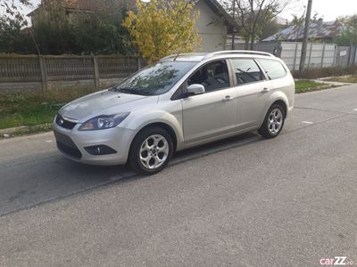 second-hand Ford Focus 2010 euro 5 1.6 tdci 109 cp