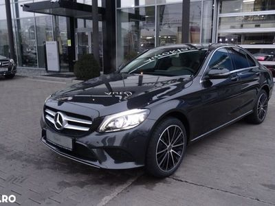 second-hand Mercedes C300