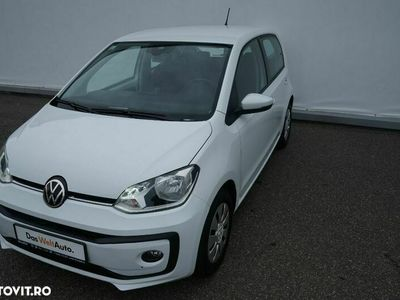 second-hand VW up! Noul up! Move4 usi