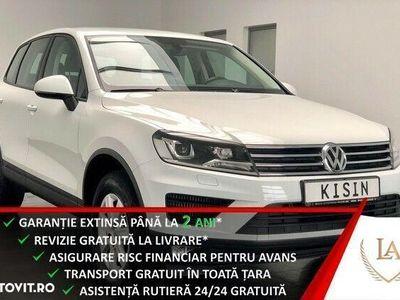 used VW Touareg