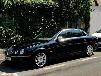 second-hand Jaguar S-Type 2.7