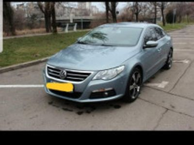 second-hand VW CC Euro 6