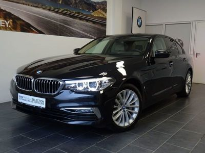 second-hand BMW 530 e iPerformance Luxury Line