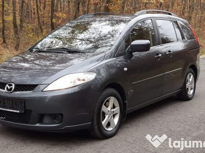 second-hand Mazda 2 5 7 locuri (Alhambra, Sharan, Galaxy),2.0 Diesel, an