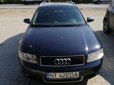 second-hand Audi A4 2.5d 2004 fiscal pe loc