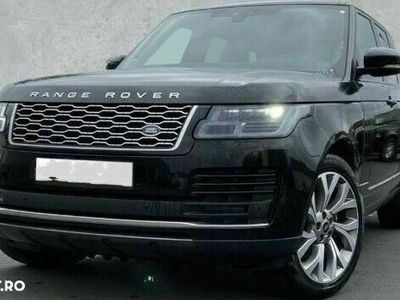 second-hand Land Rover Range Rover 3.0L
