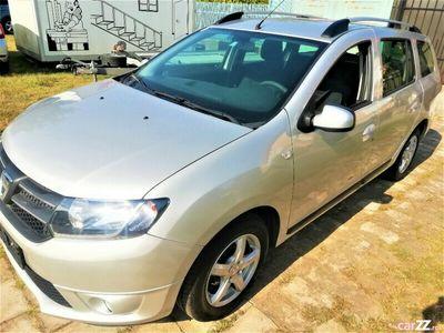 second-hand Dacia Logan MCV  2016 Benzina