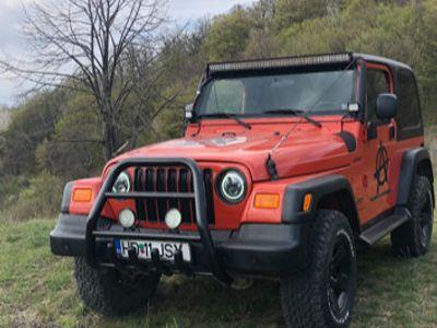 second-hand Jeep Wrangler tj