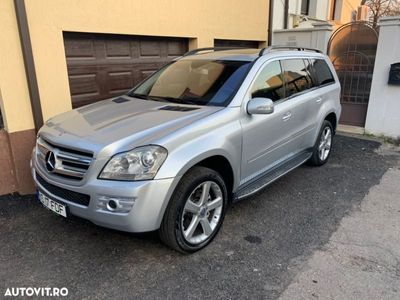 second-hand Mercedes GL320 GL
