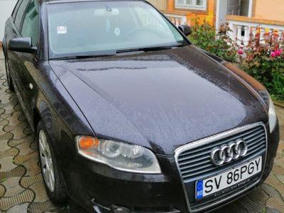 second-hand Audi A4 2008
