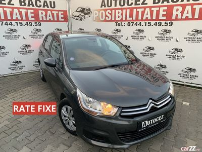 second-hand Citroën C4 fab 2014-benzina-euro 5-benzina-rate-