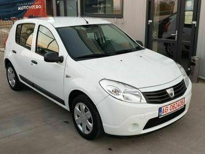 second-hand Dacia Sandero 1.6