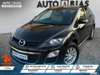 second-hand Mazda CX-7 2.2 Turbodiesel Exclusive-Line / Euro 5