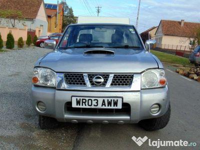 second-hand Nissan Navara 4x4