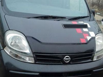 second-hand Nissan Primastar