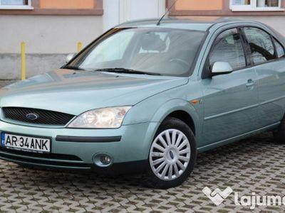 second-hand Ford Mondeo - an 2007 luna 10, 1.8 (Benzina)