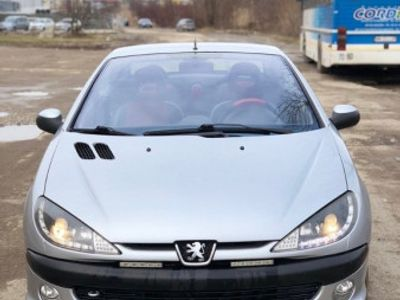 second-hand Peugeot 206 CC