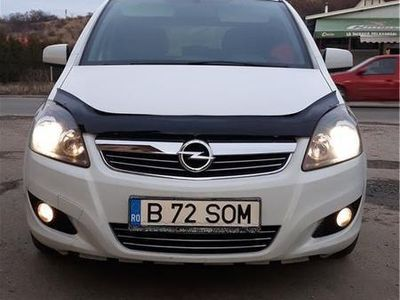 second-hand Opel Zafira 2013