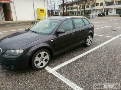 second-hand Audi A3 Sportback