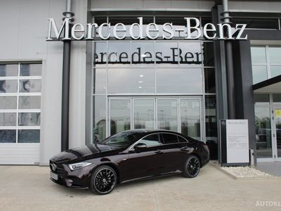 second-hand Mercedes CLS450 4MATIC Coupe