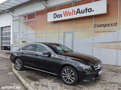 second-hand Mercedes E200 Aut. 4Matic