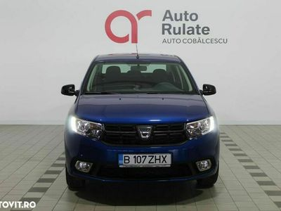 second-hand Dacia Logan 0.9 TCE 90 CP Automat, A/C, posibil rate