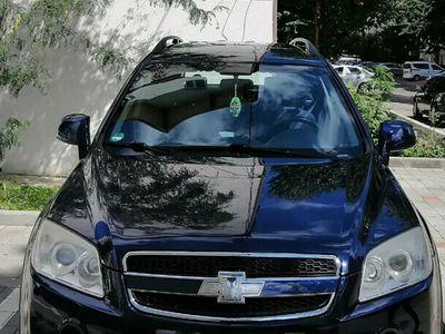 second-hand Chevrolet Captiva 2007,4x4,stare impecabila