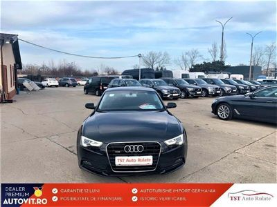 second-hand Audi A5 din 2015