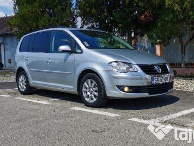 second-hand VW Touran 2.0TDi - DSG - UNITED - NAVI - climatronic