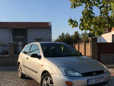 second-hand Ford Focus 1.6 impecabil