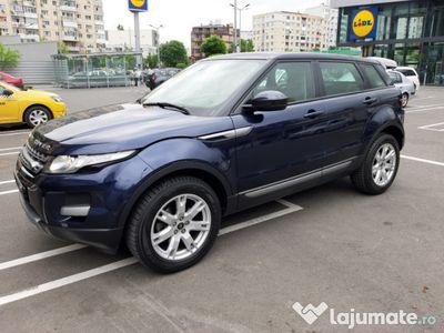 brugt Land Rover Range Rover evoque - Diesel Commonrail *** *** Manual - 150 hp - 99.558 km, Euro 5