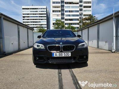 second-hand BMW 530 f11 d x-drive 2013