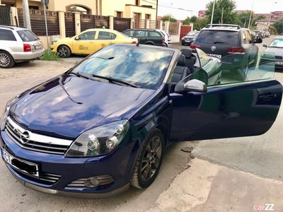 second-hand Opel Astra Cabriolet Twin top