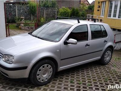 second-hand VW Golf IV SDI