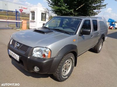 second-hand Nissan Navara Pickup