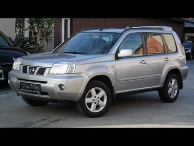 second-hand Nissan X-Trail 4x4, 2.2 DCI Diesel, an 2005