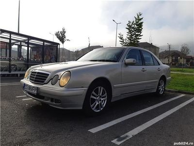 second-hand Mercedes E220 CDi inmatriculat RO