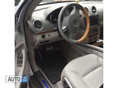 second-hand Mercedes GL420 61