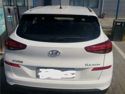 second-hand Hyundai Tucson 2019, 1.6, 6MT